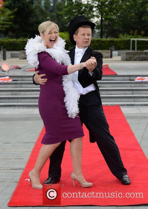 Bill Turnbull and Carol Kirkwood 6