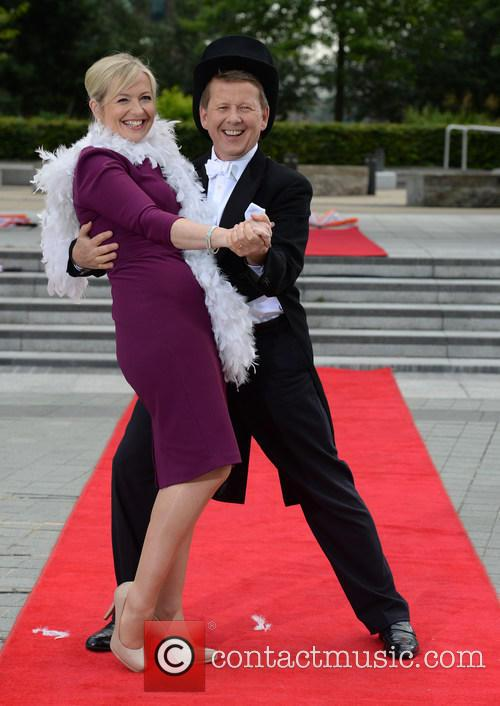 Bill Turnbull and Carol Kirkwood 7