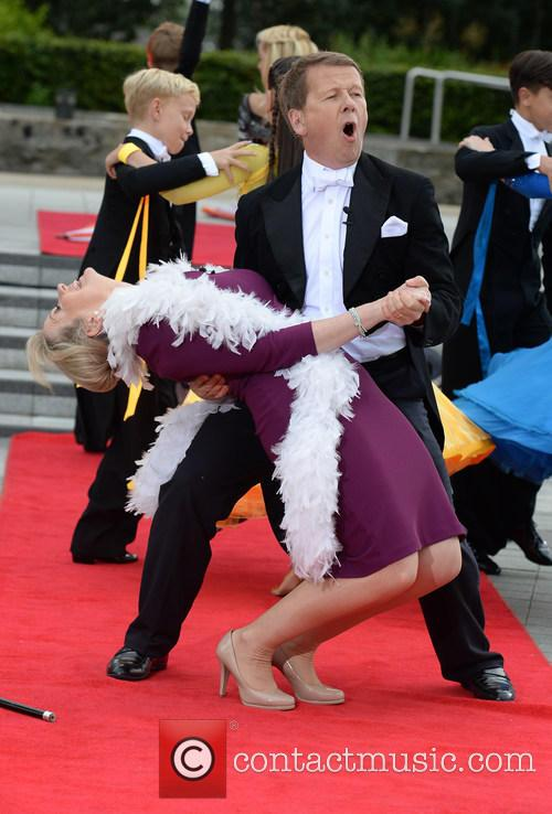 Carol Kirkwood and Bill Turnbull 4