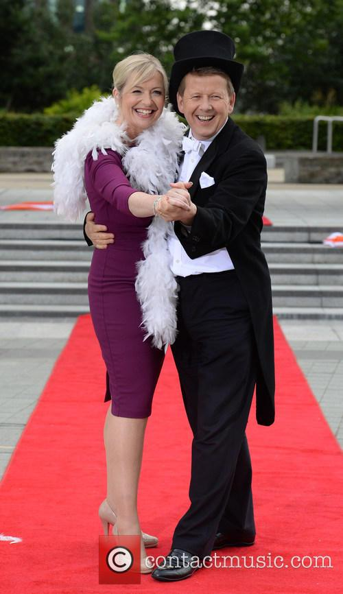 Carol Kirkwood and Bill Turnbull 5