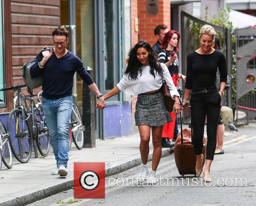 Kevin Clifton, Karen Hauer and Natalie Lowe 2