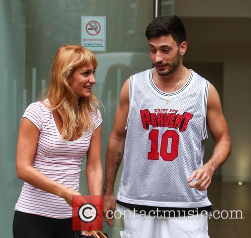 Giovanni Pernice and Aliona Vilani 1