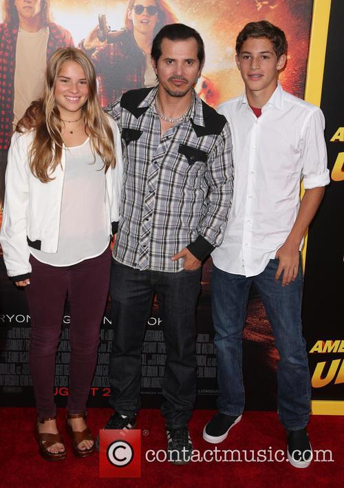 John Leguizamo, Allegra Leguizamo and Ryder Leguizamo 3