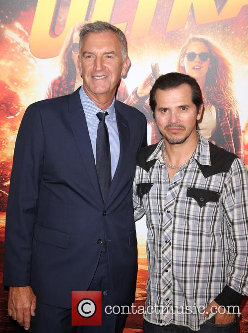 John Leguizamo and Steve Beeks 1