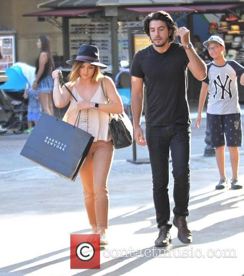 Lucy Hale and Anthony Kalabretta 2