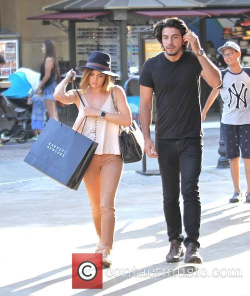 Lucy Hale and Anthony Kalabretta 3