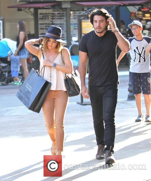 Lucy Hale and Anthony Kalabretta 4