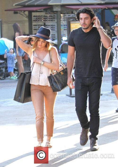 Lucy Hale and Anthony Kalabretta 6