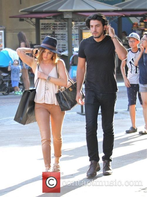 Lucy Hale and Anthony Kalabretta 7