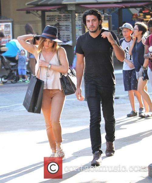 Lucy Hale and Anthony Kalabretta 9