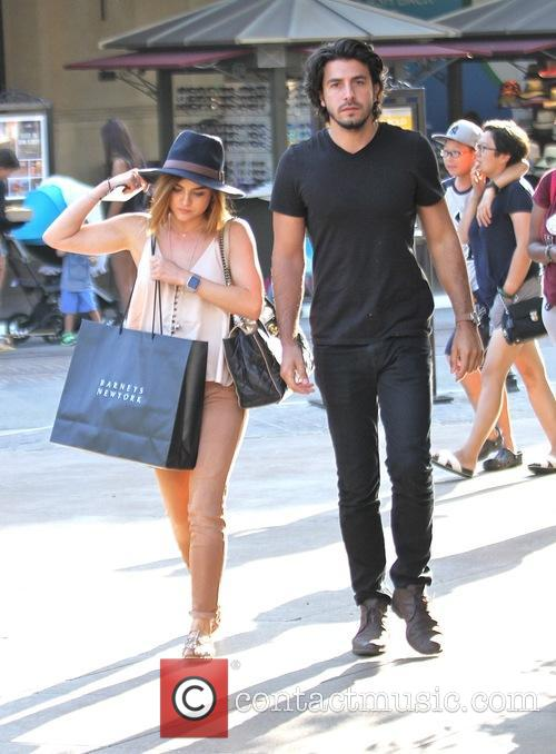 Lucy Hale and Anthony Kalabretta 1
