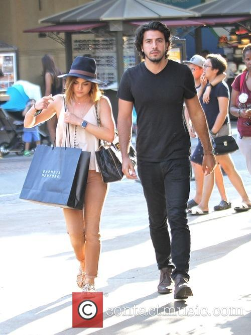 Lucy Hale and Anthony Kalabretta 10