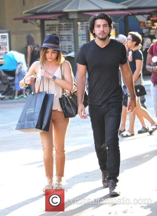 Lucy Hale and Anthony Kalabretta 11
