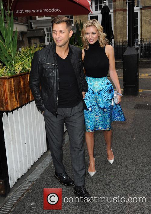 Rachel Riley and Pasha Kovalev 1