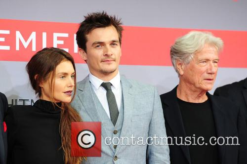 Hannah Ware, Rupert Friend and Juergen Prochnow 1