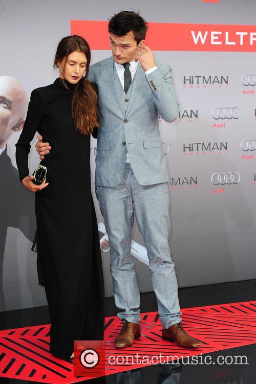Hannah Ware and Rupert Friend 2