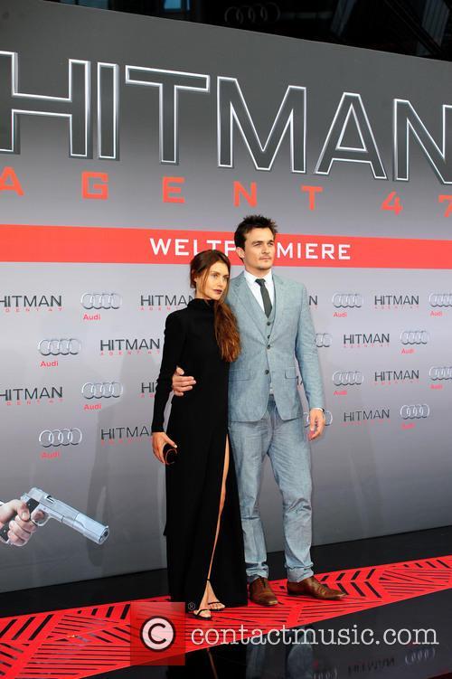 Hannah Ware and Rupert Friend 6