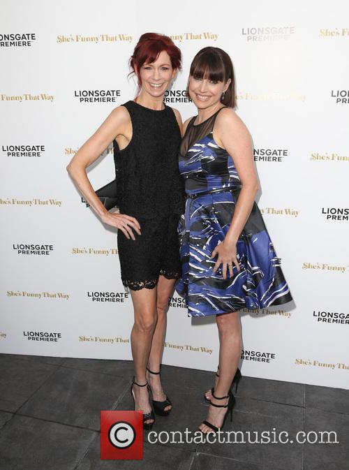 Carrie Preston and Julie Ann Emery 2