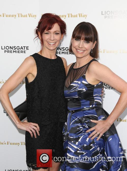 Carrie Preston and Julie Ann Emery 3