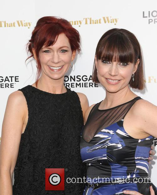 Carrie Preston and Julie Ann Emery 1