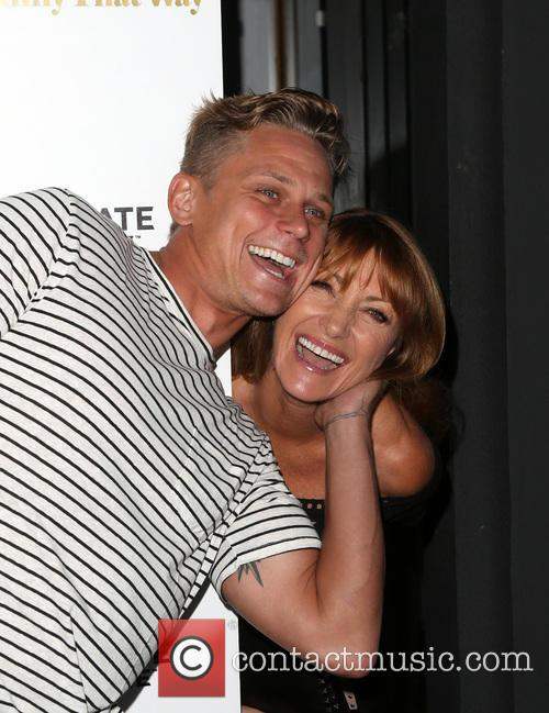 Billy Magnussen and Jane Seymour 1