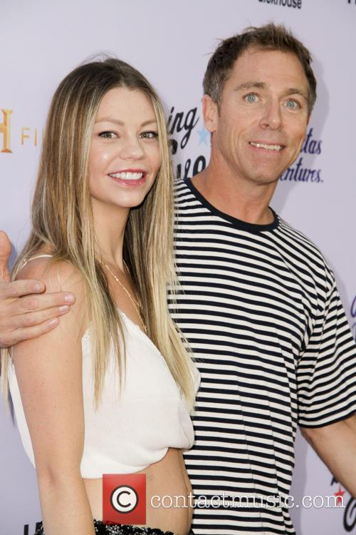 Brie Aseltine and Dave England 2