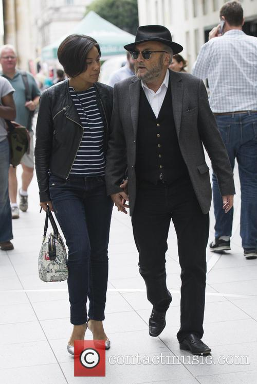 George Galloway and Putri Gayatri 3