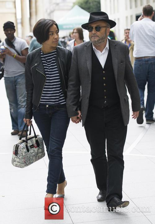 George Galloway and Putri Gayatri 8