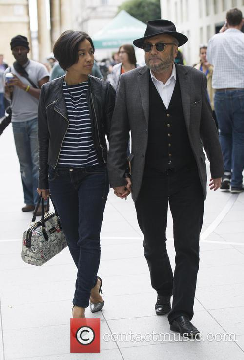 George Galloway and Putri Gayatri 9