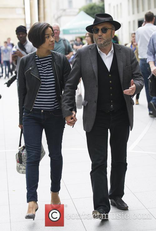 George Galloway and Putri Gayatri 11