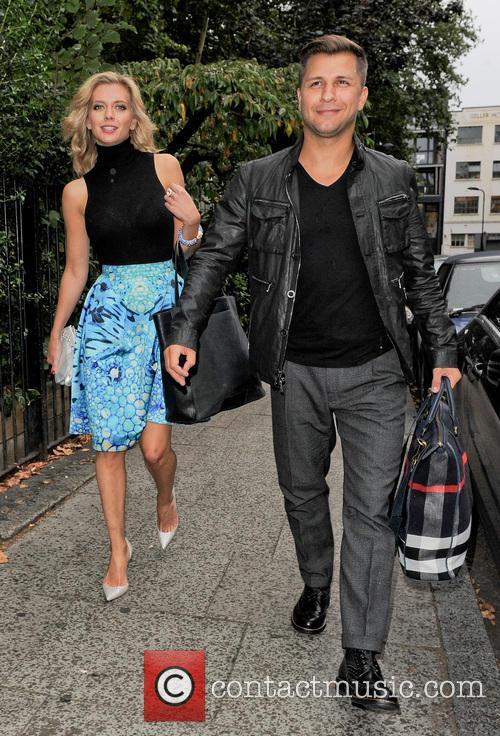 Pasha Kovalev and Rachel Riley 2