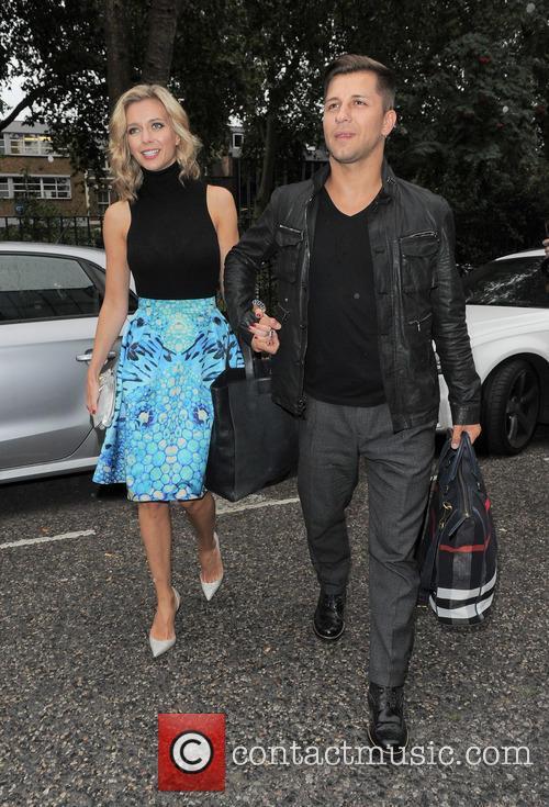 Pasha Kovalev and Rachel Riley 7