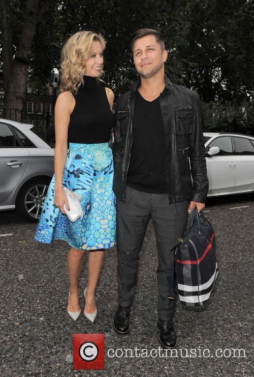 Pasha Kovalev and Rachel Riley 8