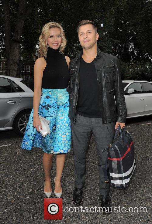 Pasha Kovalev and Rachel Riley 9