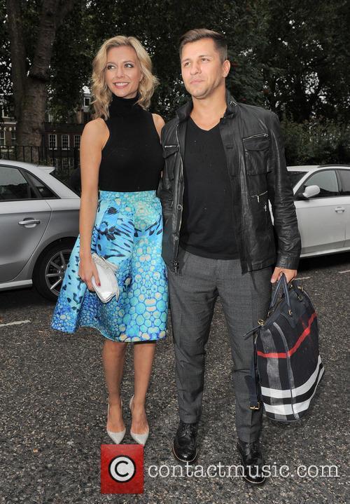 Pasha Kovalev and Rachel Riley 10