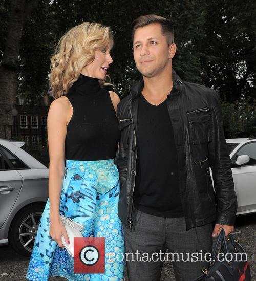 Pasha Kovalev and Rachel Riley 1