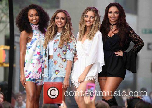 Leigh-anne Pinnock, Jade Thirlwall, Perrie Edwards, Jesy Nelson and Little Mix 3