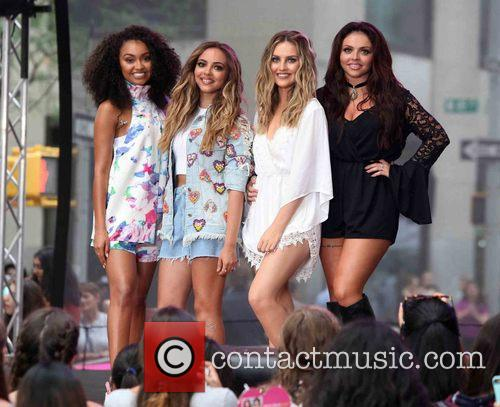 Leigh-anne Pinnock, Jade Thirlwall, Perrie Edwards, Jesy Nelson and Little Mix 5
