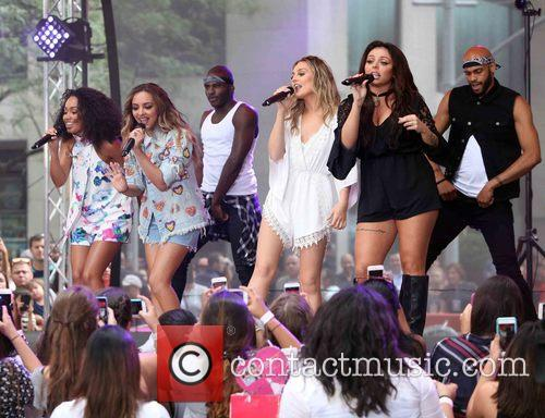 Leigh-anne Pinnock, Jade Thirlwall, Perrie Edwards, Jesy Nelson and Little Mix 1