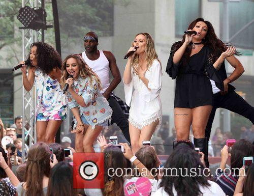 Leigh-anne Pinnock, Jade Thirlwall, Perrie Edwards, Jesy Nelson and Little Mix 7