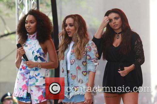 Leigh-ann Pinnock, Jade Thirlwall and Jesy Nelson 1