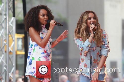 Little Mix, Leigh-ann Pinnock and Jade Thirlwall 1