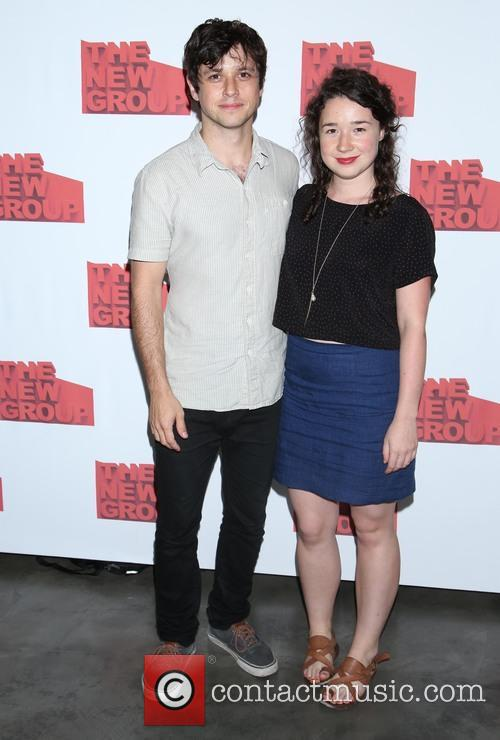 Raviv Ullman and Sarah Steele