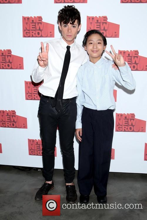 Paul Iacono and Bradley Fong 1