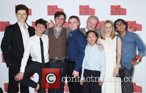Peter Mark Kendall, Paul Iacono, Zane Pais, Jack Difalco, Sea Mchale, Bradley Fong, Emily Cass Mcdonnell and Tony Revolori 1