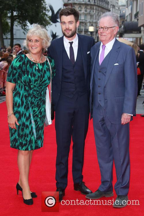 Jack Whitehall, Parents, Michael Whitehall and Hilary Whitehall 2