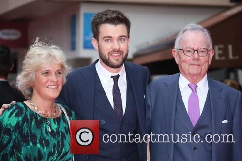 Jack Whitehall, Parents, Michael Whitehall and Hilary Whitehall 1
