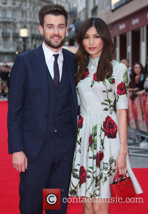 Jack Whitehall and Gemma Chan 3