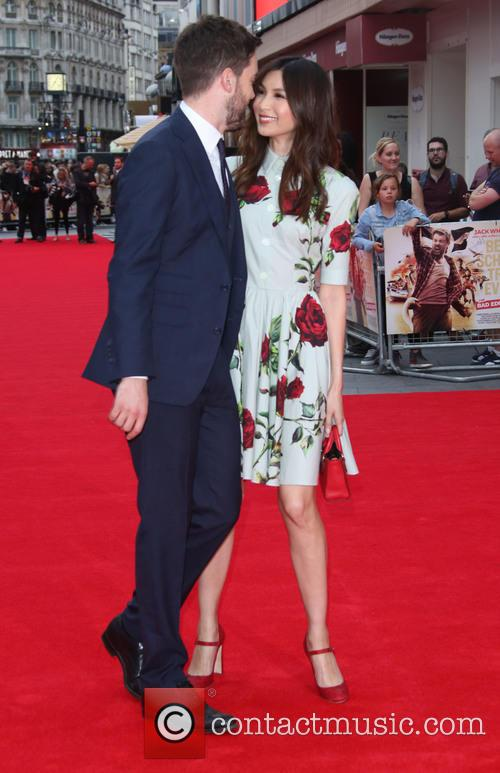 Jack Whitehall and Gemma Chan 4