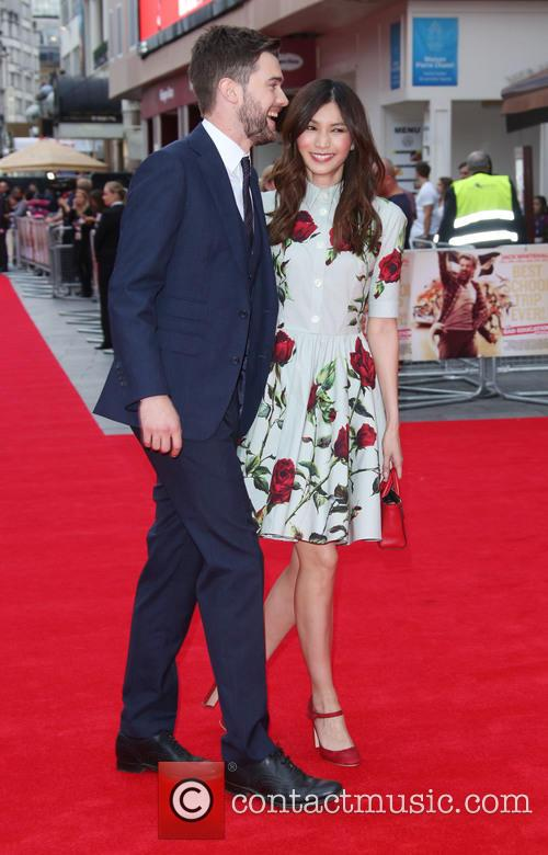 Jack Whitehall and Gemma Chan 5
